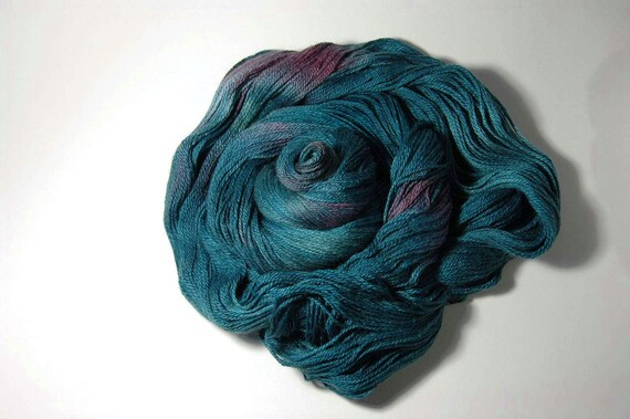 Silk Merino in Tourmaline