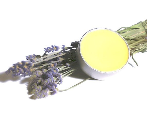 Lavender Aromatherapy Salve - Relaxing, soothing, all natural healing balm