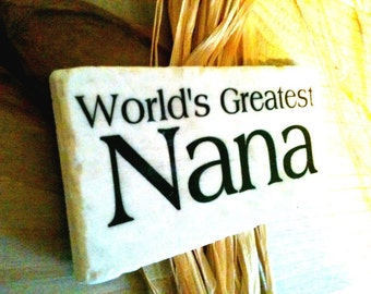 World's Greatest Nana Gigi Nana Meme Mimi Mama Aunt