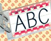 Printable ABC Book Letters and PICTURE book, learn alphabet, sight words, home schooling, digital 278 BEST collage seller instant Download
