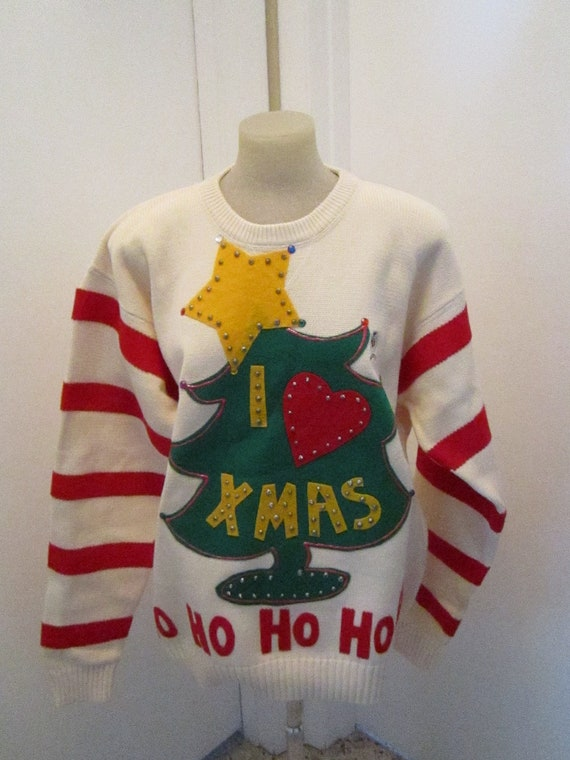 To the grinch ugly christmas sweater xlarge ready to ship the grinch