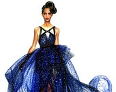 Fashion Illustration - Jason Wu Girl