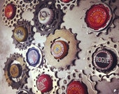 CUSTOM  - bike gear MAGNET