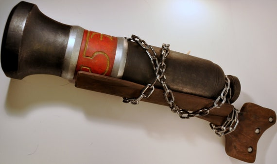 Spare Gunship Cannon
