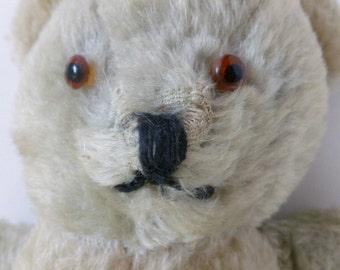Antique Mohair Teddy Bear