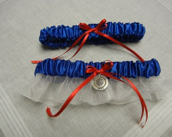 US Navy garter set