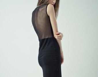 Little black midi dress, backless dresses, ladies dresses, fitted sexy dresses, short black dress