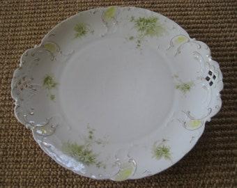 Sevres Germany Porcelain Platter