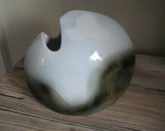 Vintage Modern French Virebent Vase