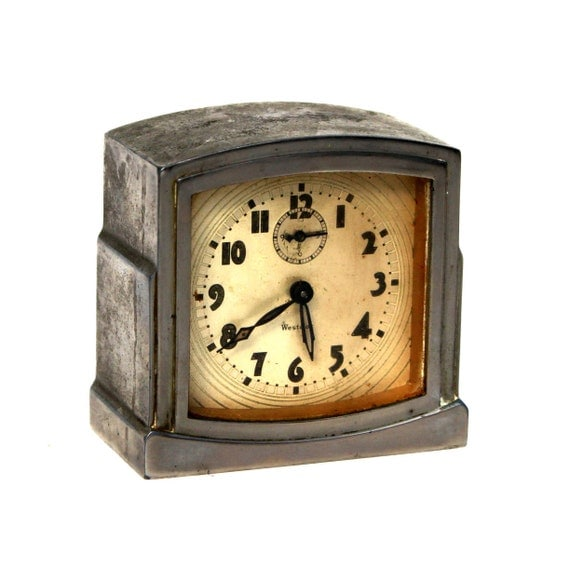 Vintage Westclox Alarm Clock 14
