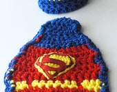 Superman Cape and Hat Set