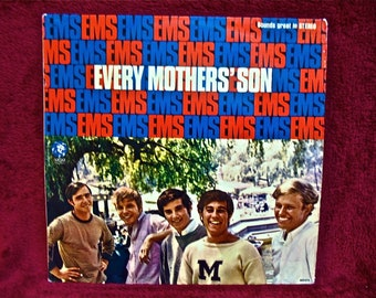 EVERY MOTHER'S Son - Every Mother's Son - 1967 Vintage Vinyl Record Album...German Pressing