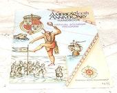 America's 400th Anniversary Handbook..Official Souvenir Program..Roanoke Voyages..North Carolina..