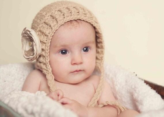 Elizabeth Bonnet Crochet Pattern (337)