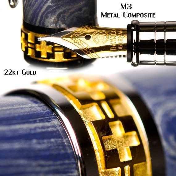 M3 Fountain Pen Top of the Line writing instrument gifts for men