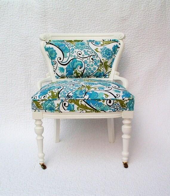 Victorian Vanity Chair