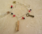 Custom Listing for Michele Breaking Dawn Charms Bracelet
