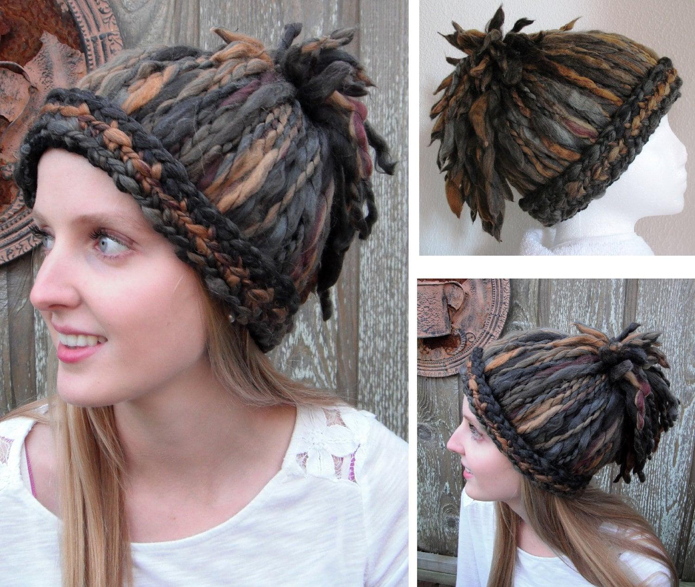 Ponytail Hat Pattern Ponytail Crochet Hat Fun