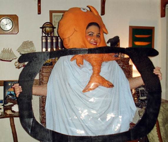 Items similar to reserved for tracy custom made thing 1 for One fish two fish costume