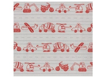 1 Yard of Apple Jack Doodles in Grey by Tim and Beck for Moda