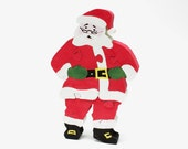 Santa Claus Puzzle and Decor - Christmas Decoration