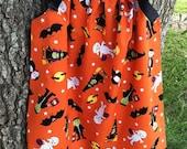 Halloween Themed Pillowcase Dress