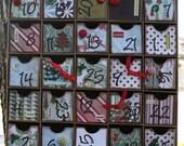 Advent Christmas Calendar Boxes