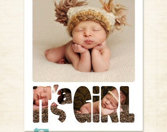 11x14 Storyboard Template Newborn Photography Templates for Photographers - S102