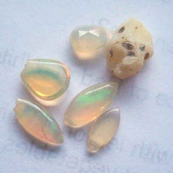 Ethiopian Fire Opals