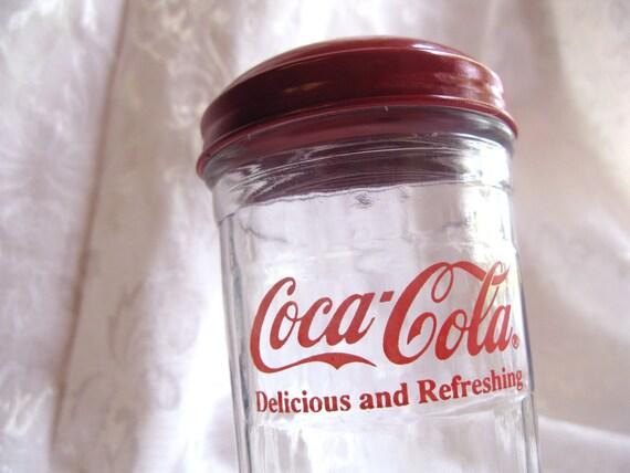 Vintage Coca Cola Sugar Dispenser