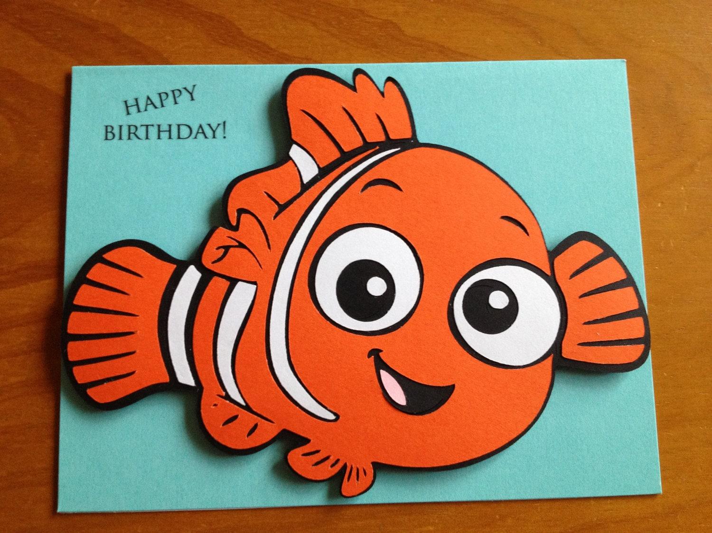Nemo Invitations with adorable invitation sample