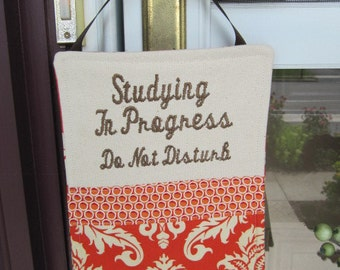 Studying Sign