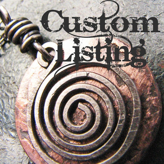 Custom Listing for Feather