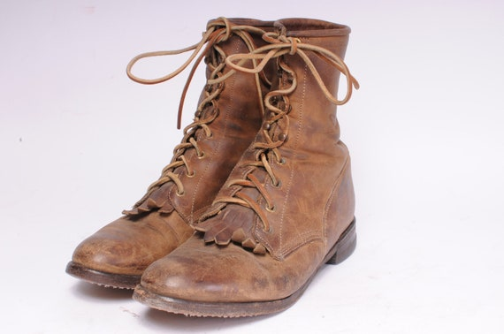 Justin Size 8 Woman's Boot