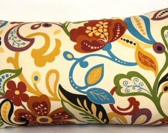"""Richloom Wildwood judilee indoor outdoor pillow cover 14"""" X 24"""""""