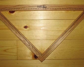 """2' Standard 1/2"""" sett oak triloom"""