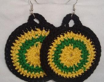 Crochet Earrings/ 5 Different Earring 12.00 Each