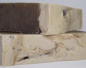 Cocoa Butter soap Coffee Jive Kona Coffee Vanilla   fragrance soap cold process