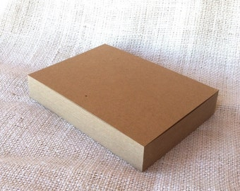 5X7 Chipboard Backing for Photography Art or Scrapbooking