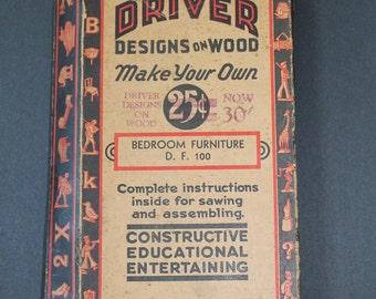 Vintage Walker Turner Co Tool advertising kit