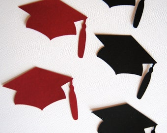 Graduation Cap Die Cuts