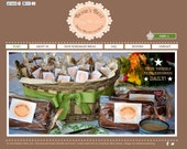 CHOOSY Chews Custom Affordable Web design HTML or Flash (eCommerce SHOP Website)