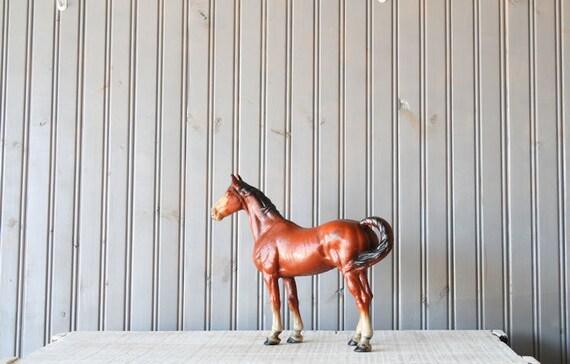 Cast Iron Horse // Hubley Doorstop