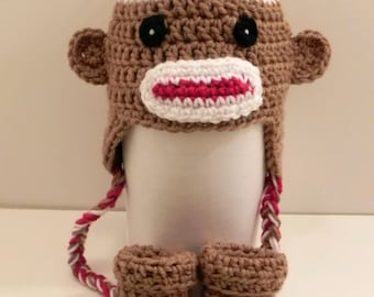 Sock Monkey Set SALE