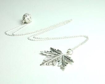 Fall Maple Leaf Jewelry, Fall Wedding Jewelry, Fall Jewelry, Maple Leaf Jewelry, Sterling Silver Leaf Jewelry, Fall Trends in Leaf Jewelry