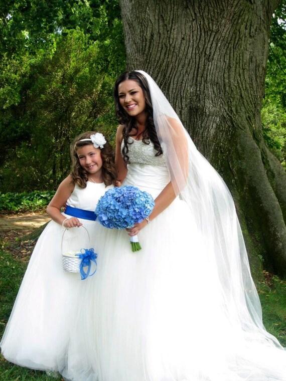 Pearl and Ribbon Bracelets:) Bridal Jewelry Bridesmaids