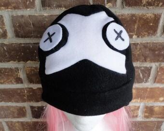 Ragnarok Soul Eater Hat - Fleece Hat Adult, Teen, Kid - A winter, nerdy, geekery gift!