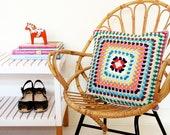 SUPER SALE: Crochet cushion cover