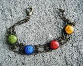 Xbox 360 Button Bracelet