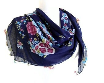 traditional, authentic, Fashion Lace Shawl, mothers day, wedding, bride, Scarf ,2014 Spring Fashion, Traditional Turkish-style,